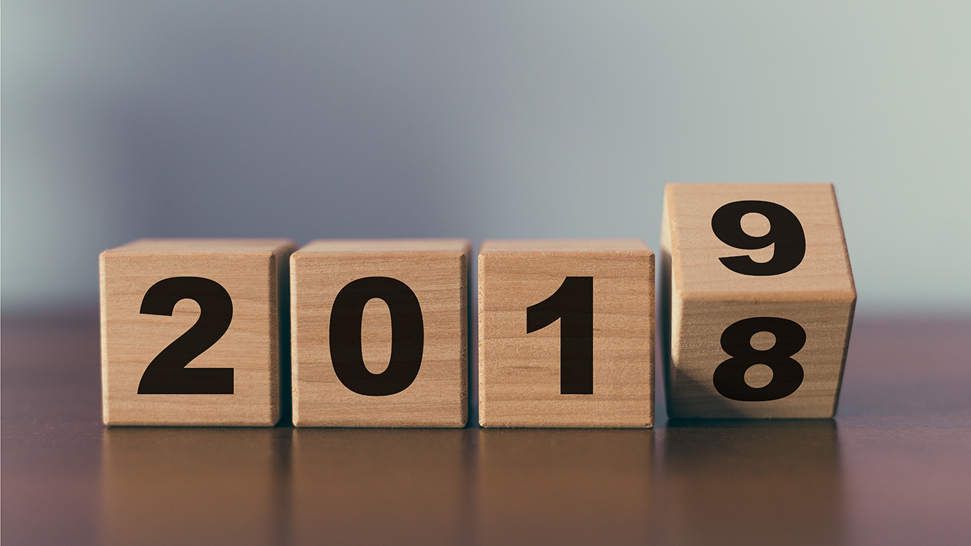 Watch Us Grow: Looking Back on 2018 and Forward to a Bright Future